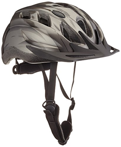 Fischer Fahrradhelm City, Silber, S, 86125