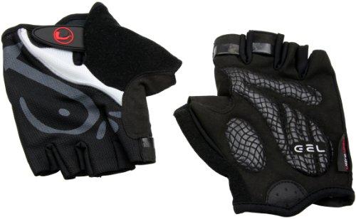 Ultrasport Fahrrad Handschuhe, schwarz, L, 10213