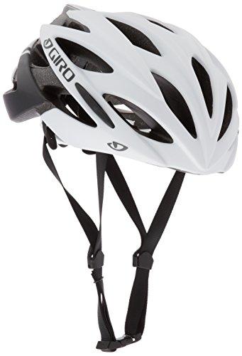 Giro Unisex Fahrradhelm Savant, Matt White/Black, 59 – 63 cm, 7055027