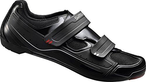 Shimano SH-R065L, Unisex-Erwachsene Radsportschuhe – Rennrad, Schwarz (Black), 42 EU
