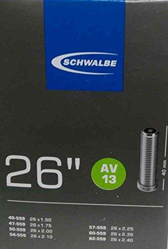 Schwalbe Fahrradschlauch AV13 40/62-559 EK AGV 40 mm, 10425340V