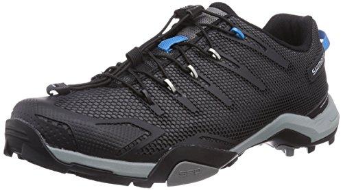 Shimano Erwachsene MTB Schuhe SPD SH MT 44 L, Schwarz, 37, 2013273700