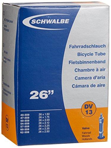 Schwalbe Fahrradschlauch DV13 40/62-559 EK 40 mm, 10425311V