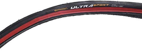 Continental Fahrradreifen Ultra Sport II 23 – 622, 0150003