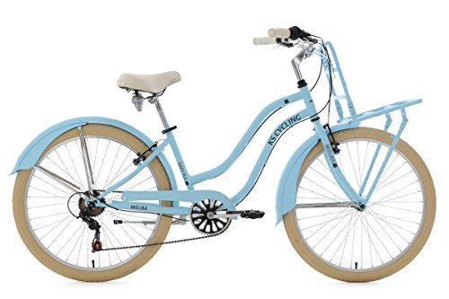KS Cycling Damen Beachcruiser Cargo Cruiser 26
