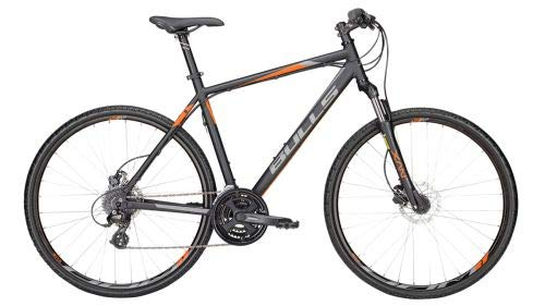 Bulls Crossrad Cross Bike 1 Herren schwarz 2018 Gr. 58 cm