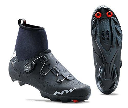 Northwave Raptor Arctic GTX Winter MTB Fahrrad Schuhe schwarz 2019: Größe: 47
