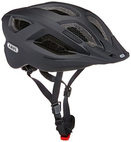 Abus Aduro 2.0 Fahrradhelm, Velvet Black, 58-62 cm