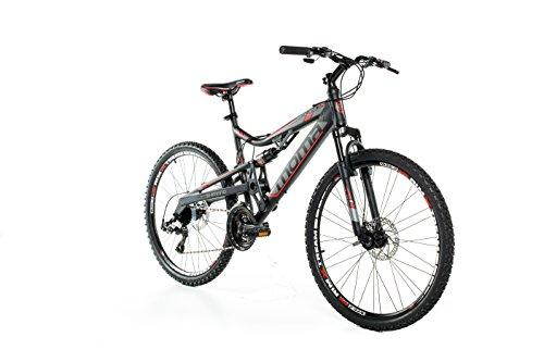 MOMA BIKES Equinox 26 Trekkingrad, Schwarz, M
