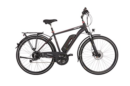 FISCHER E-Bike TREKKING Herren ETH 1822, Anthrazit, 28