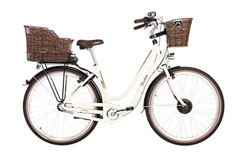 Fischer ER 1804 E-Bike, beige, 28