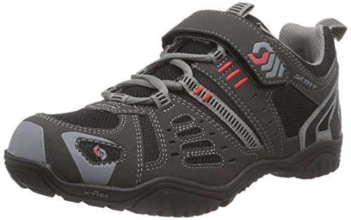 Scott Trail, Unisex-Erwachsene Traillaufschuhe, Schwarz (Black), 43 EU