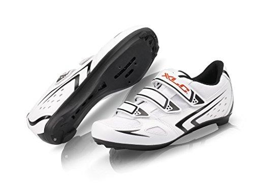 XLC Erwachsene Road-Shoes Cb-r04, Weiß, 47