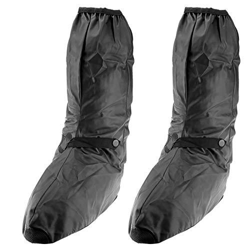 Überschuhe Regenschutz Fahrrad Schuhe decken Shoe Covers wiederverwendbar