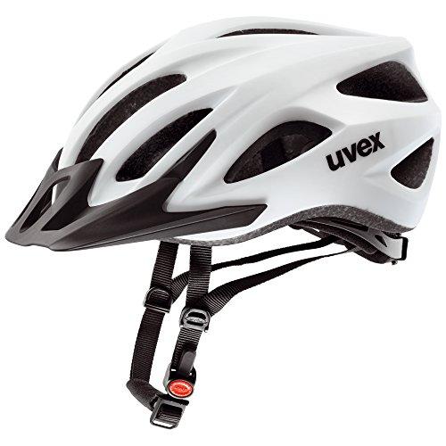 Uvex Fahrradhelm Viva 2, White Mat, 56-62 cm