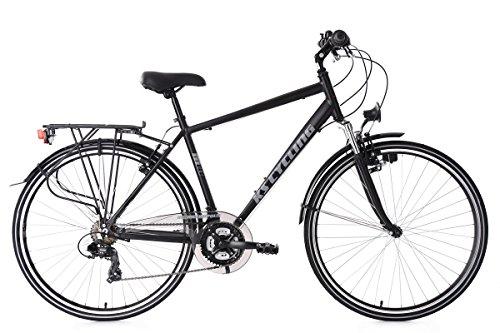 KS Cycling Herren Trekkingrad Alu-Rahmen 28